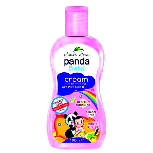 Kem dưỡng ẩm cho bé Panda Baby Olive Oil Cream 100ml