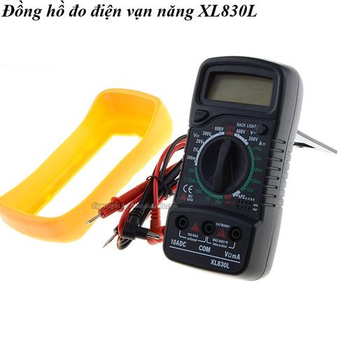 Đồng hồ đo điện vạn năng  XL830L-Đồng hồ đo điện