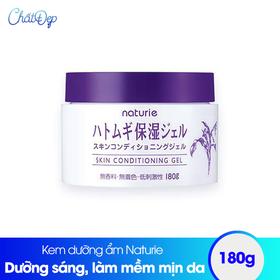 Kem dưỡng ẩm Naturie Skin Hatomugi Conditioning Gel 180g - MP00174BS.01