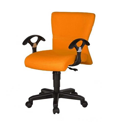 Ghế Nhân Viên Office S19030 Cam
