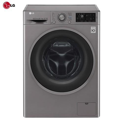 Máy Giặt Sấy Cửa Trước Inverter LG FC1409D4E - 9kg