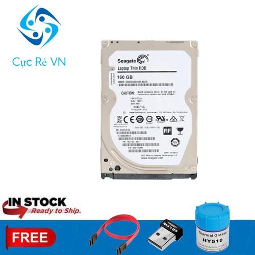 Ổ cứng dành cho Laptop HDD Seagate 160GB SATA 6Gbs
