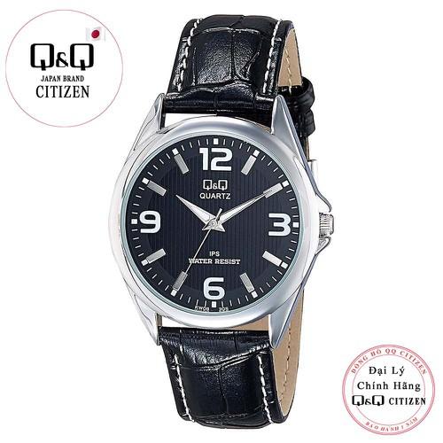 Đồng hồ nam Q&Q Citizen KW08J305Y dây da đen thương hiệu Nhật Bản - 7962905 , 17629417 , 15_17629417 , 700000 , Dong-ho-nam-QQ-Citizen-KW08J305Y-day-da-den-thuong-hieu-Nhat-Ban-15_17629417 , sendo.vn , Đồng hồ nam Q&Q Citizen KW08J305Y dây da đen thương hiệu Nhật Bản
