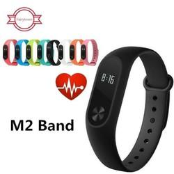 Vòng đeo thông minh theo dõi sức khỏe Band M2 - chống nước ip 67