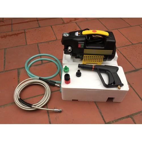 Máy rửa xe gia đinh áp lực cao - Tặng Bình xịt xà bông tạo bọt tuyết - 9059828 , 18737051 , 15_18737051 , 1299000 , May-rua-xe-gia-dinh-ap-luc-cao-Tang-Binh-xit-xa-bong-tao-bot-tuyet-15_18737051 , sendo.vn , Máy rửa xe gia đinh áp lực cao - Tặng Bình xịt xà bông tạo bọt tuyết