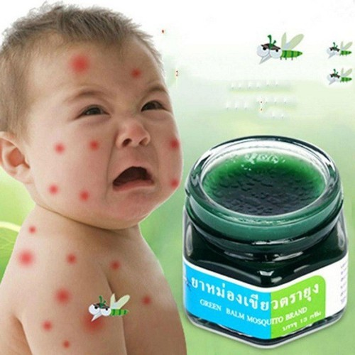 Kem bôi muỗi