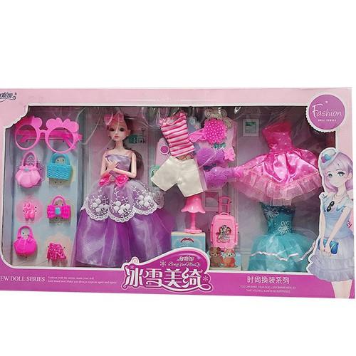 Công chúa thời trang Fashion Girl - 4707099 , 17616160 , 15_17616160 , 439000 , Cong-chua-thoi-trang-Fashion-Girl-15_17616160 , sendo.vn , Công chúa thời trang Fashion Girl