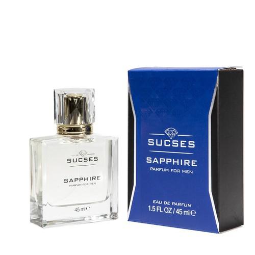 Nước hoa nam Sucses Saphire 45ml Blue