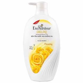Sữa tắm nước hoa Enchanteur Charming 900g - tam900