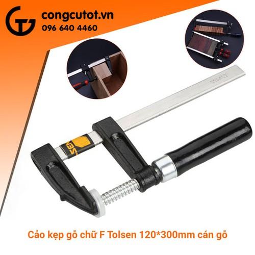 Cảo chữ f CG-Tolsen-10151
