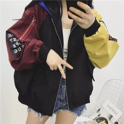 Áo khoác nữ phong cách