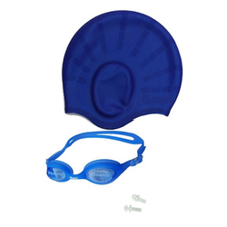 Kính Bơi Phoenix Hàn Quốc PN207 + tặng mũ bơi Silicon - Tặng kèm 2 bịt tai