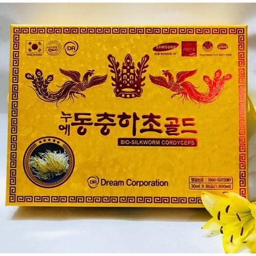 Đông trùng hạ thảo - Hộp vàng 60 gói - CAM KẾT CHÍNH HÃNG - 4903288 , 17624460 , 15_17624460 , 1200000 , Dong-trung-ha-thao-Hop-vang-60-goi-CAM-KET-CHINH-HANG-15_17624460 , sendo.vn , Đông trùng hạ thảo - Hộp vàng 60 gói - CAM KẾT CHÍNH HÃNG