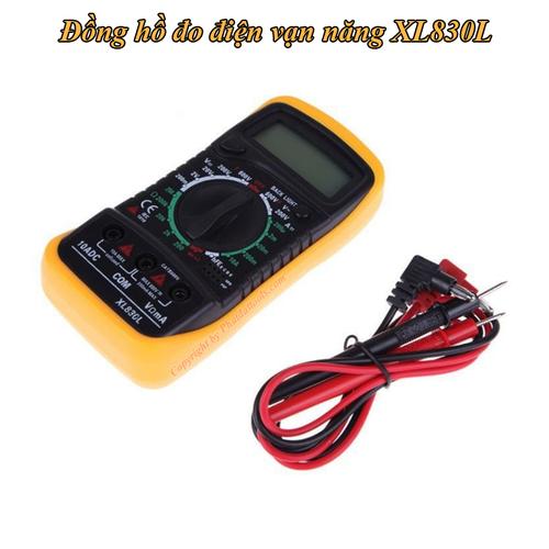 Đồng hồ đo điện vạn năng  XL830L