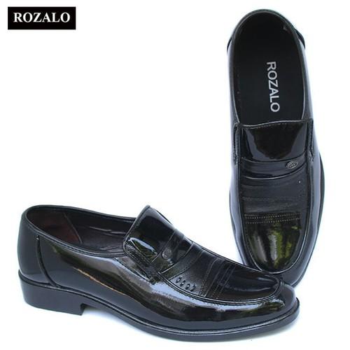 Giày tây nam đế mềm kiểu xỏ Rozalo RM8035-Nhiều Màu
