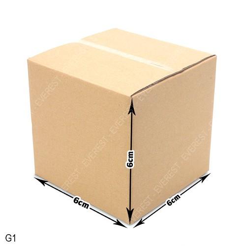 Combo 100 thùng carton G1-6x6x6 thùng giấy gói hàng - 7954478 , 17621172 , 15_17621172 , 145000 , Combo-100-thung-carton-G1-6x6x6-thung-giay-goi-hang-15_17621172 , sendo.vn , Combo 100 thùng carton G1-6x6x6 thùng giấy gói hàng