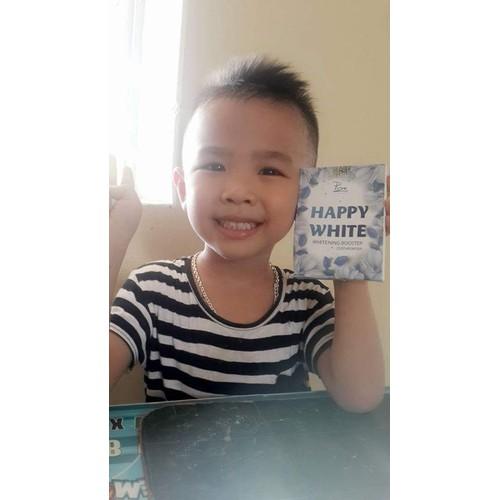 Happy White