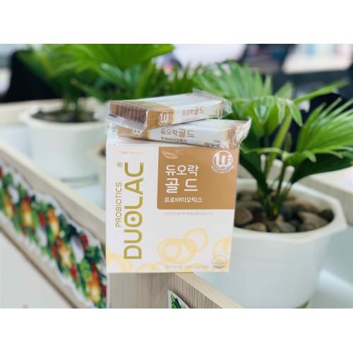 DUOLAC PROBIOTICS - Men vi sinh số 1 Hàn Quốc - Được khuyên dùng bởi các bác sĩ thế giới dành cho người lớn và trẻ từ 36 tháng tuổi trở lên - 7590917 , 17659470 , 15_17659470 , 2100000 , DUOLAC-PROBIOTICS-Men-vi-sinh-so-1-Han-Quoc-Duoc-khuyen-dung-boi-cac-bac-si-the-gioi-danh-cho-nguoi-lon-va-tre-tu-36-thang-tuoi-tro-len-15_17659470 , sendo.vn , DUOLAC PROBIOTICS - Men vi sinh số 1 Hàn Quố