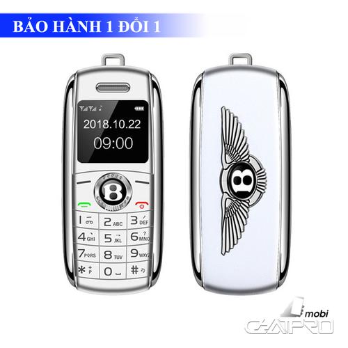 Điện thoại 2 sim siêu nhỏ Satrend BX8– cógiả giọng nói