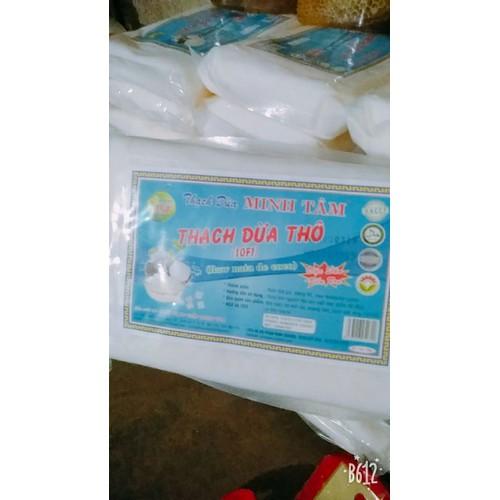 thạch dừa thô Minh Tâm kèm hương