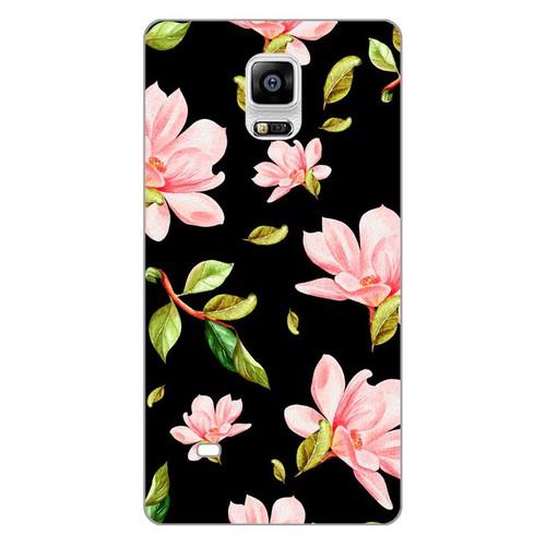 Ốp lưng điện thoại samsung galaxy note 4 - flower 03