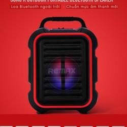 Loa Karaoke vali mini Remax RB-X3 Tặng Kèm 1 Micro Không Dây âm thanh sống động