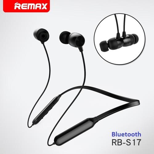 Tai nghe bluetooth REMAX RB-S17 CHÍNH HÃNG - REMAX RB-S17   S17