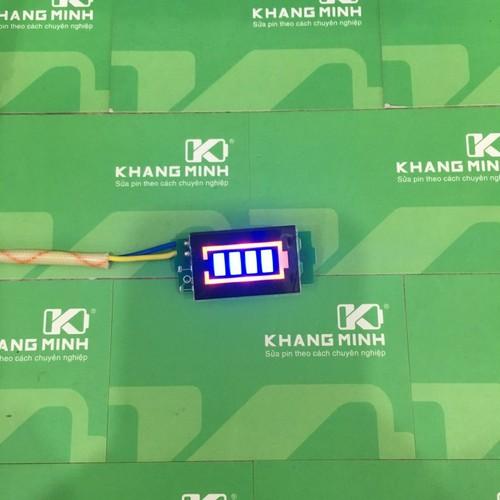 KM Led báo volt, báo vạch pin, 10S 36V - 42V Li-ion.