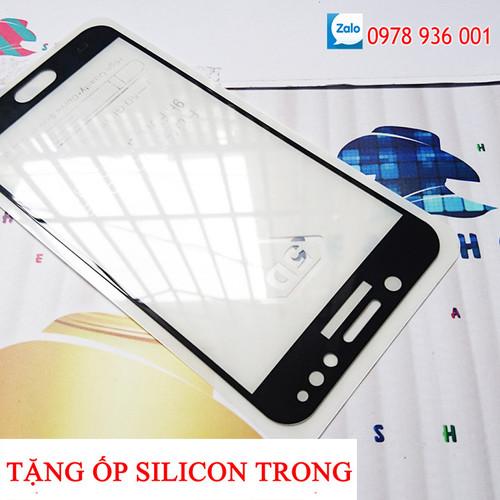 [TẶNG ỐP] Kính cường lực 5D Samsung Galaxy J7 Plus full màn hình