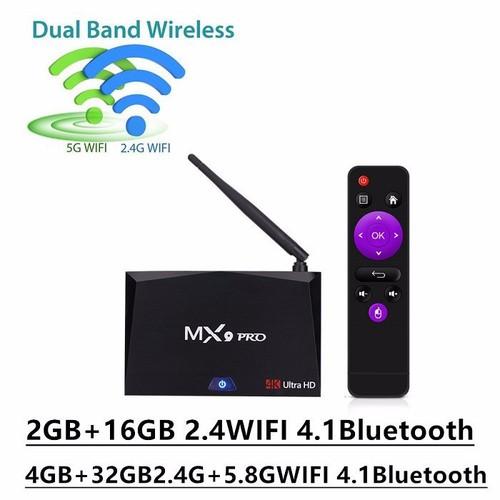 MX9 Pro TV Box