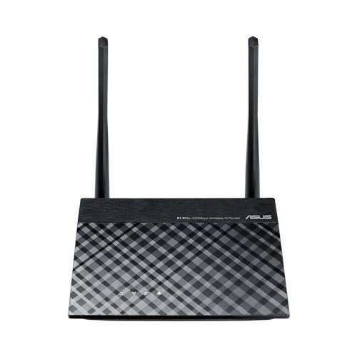 Thiết bị phát Wifi không dây tốc độ  chuẩn N300Mbps - ASUS RT-N12+