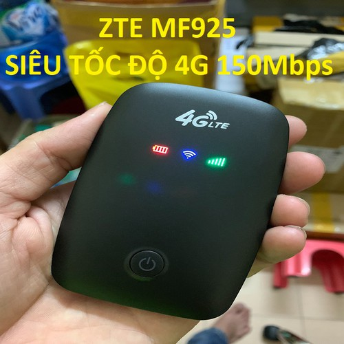 Bộ Phát Sóng Wifi Di Động MF925W