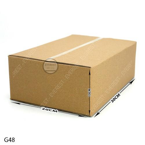 Combo 100 thùng carton G48-30x20x10 thùng giấy gói hàng - 7970873 , 17640311 , 15_17640311 , 470000 , Combo-100-thung-carton-G48-30x20x10-thung-giay-goi-hang-15_17640311 , sendo.vn , Combo 100 thùng carton G48-30x20x10 thùng giấy gói hàng