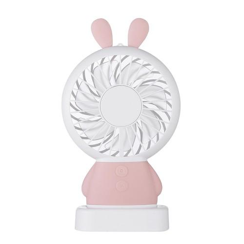 Quạt Sạc Mini Con Thỏ Cực Dễ Thương - 7982940 , 17655053 , 15_17655053 , 195000 , Quat-Sac-Mini-Con-Tho-Cuc-De-Thuong-15_17655053 , sendo.vn , Quạt Sạc Mini Con Thỏ Cực Dễ Thương