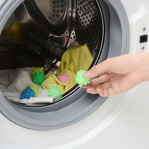 Quả cầu giặt đồ