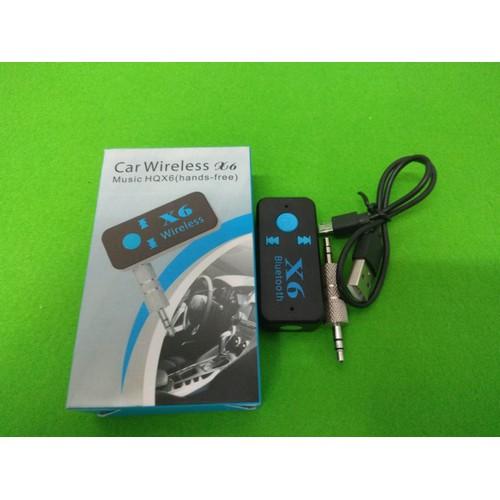 USB Bluetooth Cho Xe Hơi X6 có khe cắm thẻ nhớ - 4711316 , 17646446 , 15_17646446 , 180000 , USB-Bluetooth-Cho-Xe-Hoi-X6-co-khe-cam-the-nho-15_17646446 , sendo.vn , USB Bluetooth Cho Xe Hơi X6 có khe cắm thẻ nhớ