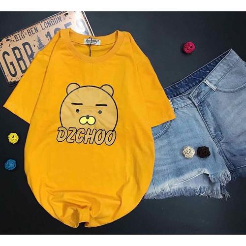 Áo Thun nam nữ mặc được form rộng dưới 65kg in hình gấu - 7588724 , 17645640 , 15_17645640 , 100000 , Ao-Thun-nam-nu-mac-duoc-form-rong-duoi-65kg-in-hinh-gau-15_17645640 , sendo.vn , Áo Thun nam nữ mặc được form rộng dưới 65kg in hình gấu
