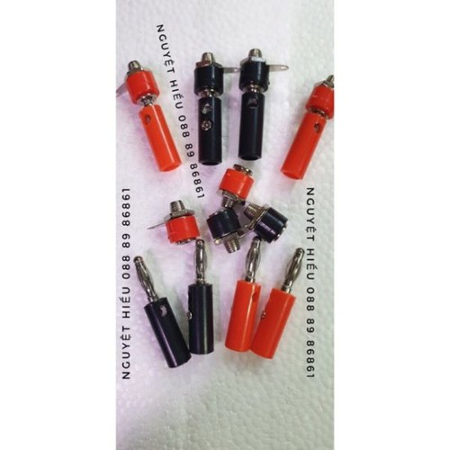 10 bộ jack bắp chuối đực cái đỏ đen - 7989949 , 17664464 , 15_17664464 , 40000 , 10-bo-jack-bap-chuoi-duc-cai-do-den-15_17664464 , sendo.vn , 10 bộ jack bắp chuối đực cái đỏ đen