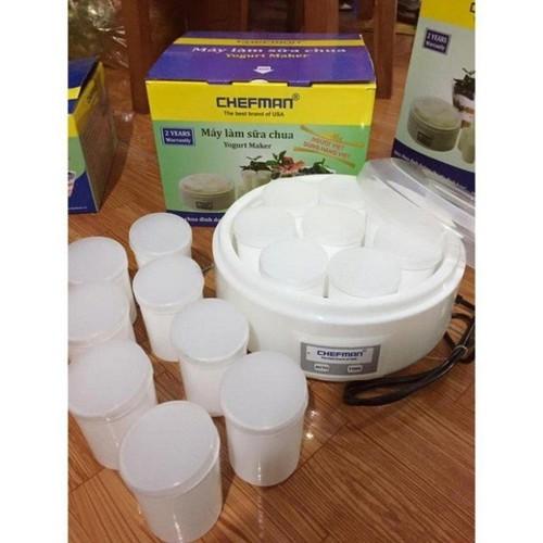 Máy làm sữa chua 16 cốc