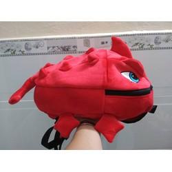 Balo khủng long nhung cute