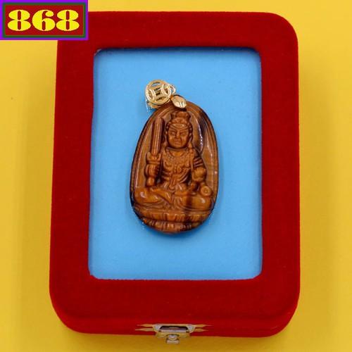 Mặt dây chuyền Phật Bất động minh vương đá mắt hổ 3.6 cm kèm hộp nhung - Hộ mệnh tuổi Dậu - 7982630 , 17654729 , 15_17654729 , 260000 , Mat-day-chuyen-Phat-Bat-dong-minh-vuong-da-mat-ho-3.6-cm-kem-hop-nhung-Ho-menh-tuoi-Dau-15_17654729 , sendo.vn , Mặt dây chuyền Phật Bất động minh vương đá mắt hổ 3.6 cm kèm hộp nhung - Hộ mệnh tuổi Dậu