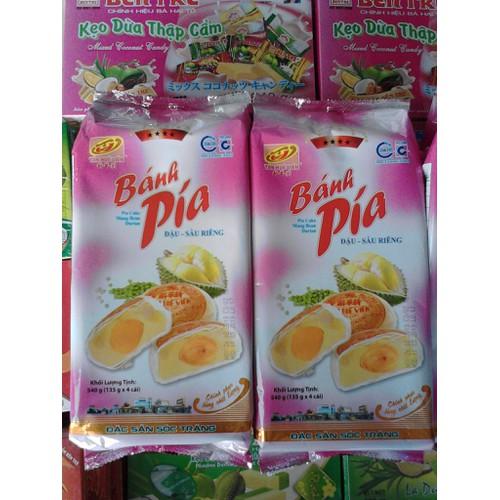 Bánh Pía Tân Huê Viên 4 Sao - 7688082 , 17647753 , 15_17647753 , 85000 , Banh-Pia-Tan-Hue-Vien-4-Sao-15_17647753 , sendo.vn , Bánh Pía Tân Huê Viên 4 Sao