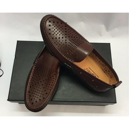 Giày nam da bò thời trang cao cấp GL05