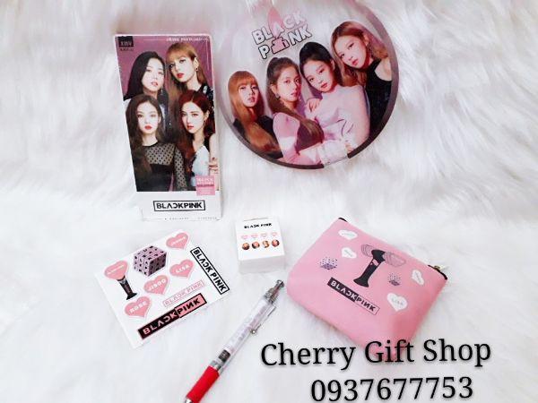 Combo Đồ Kpop Black Pink 2019 1