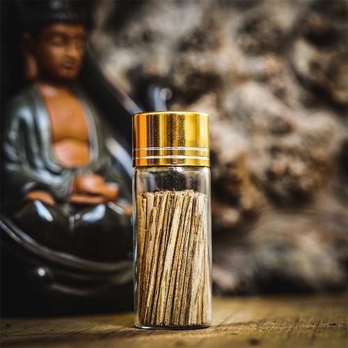 Tăm trầm hương  - Trầm hương đốt - Trầm hương hút