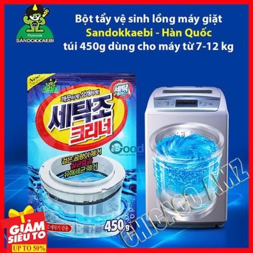 Bột vệ sinh máy giặt Hàn Quốc - 7984958 , 17657221 , 15_17657221 , 46000 , Bot-ve-sinh-may-giat-Han-Quoc-15_17657221 , sendo.vn , Bột vệ sinh máy giặt Hàn Quốc
