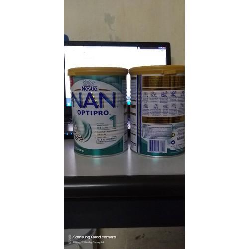 Sữa Nan Optipro 0_6 month