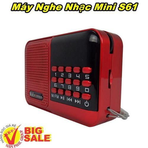 Máy Nghe Nhạc Mini S61 - 7972803 , 17641917 , 15_17641917 , 265000 , May-Nghe-Nhac-Mini-S61-15_17641917 , sendo.vn , Máy Nghe Nhạc Mini S61