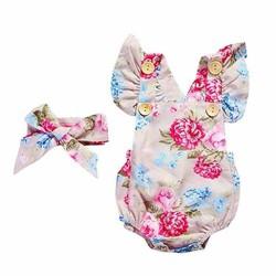Bodysuit cho bé gái 6 tháng-2 tuổi