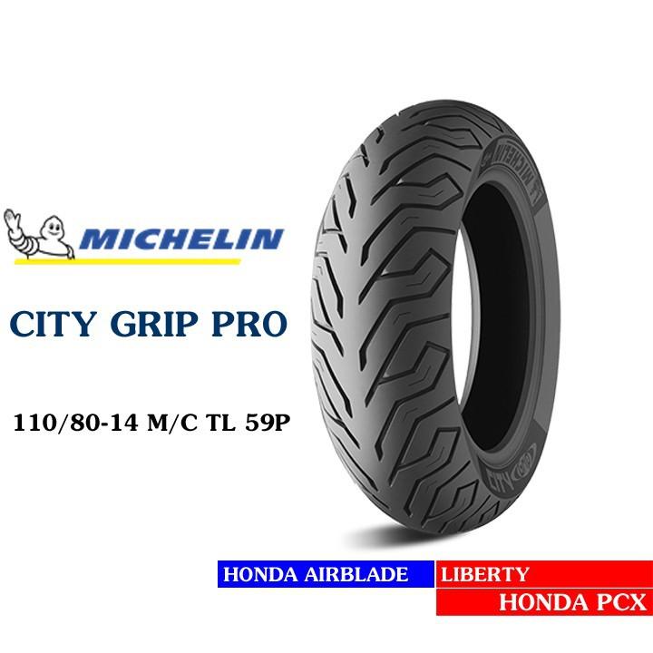 Lốp MICHELIN 110.80-14 CITY GRIP PRO MC TL 59P Vỏ xe máy MICHELIN size 110.80-14 CITY GRIP PRO MC TL 59P Việt Nam, giá rẻ, uy tín 2